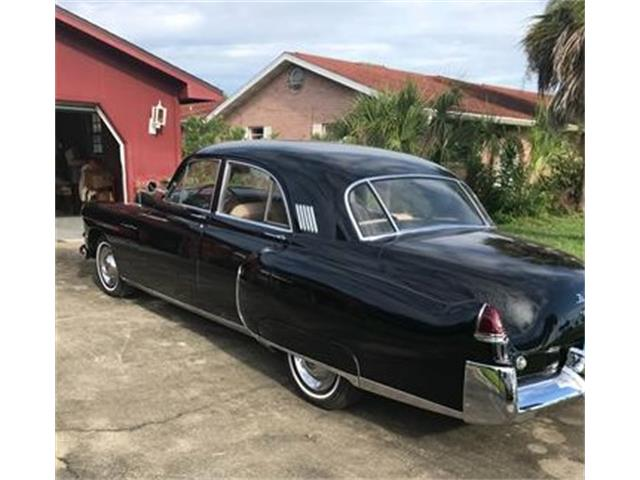 1949 Cadillac 4-Dr Sedan