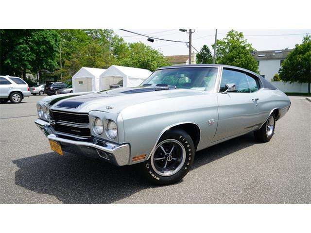 1970 Chevrolet Chevelle SS (CC-1226729) for sale in Old Bethpage, New York