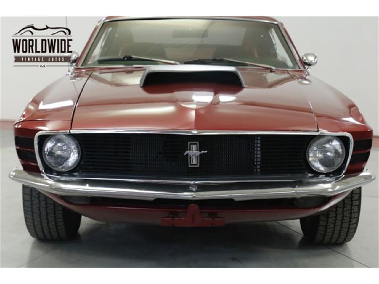 1970 Ford Mustang (CC-1226757) for sale in Denver , Colorado
