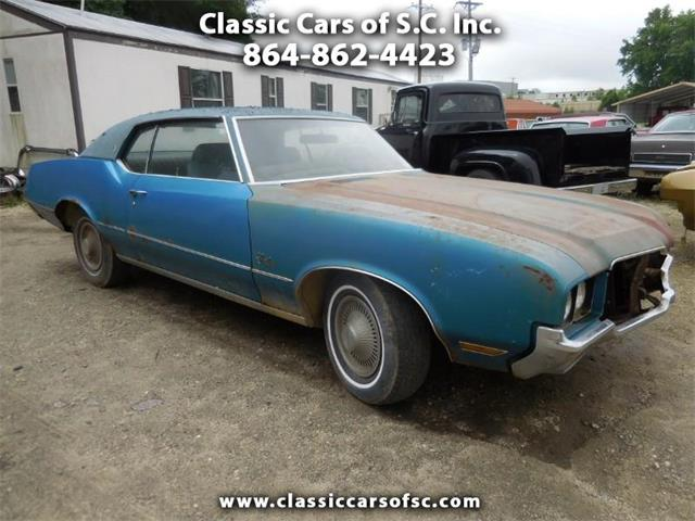 1972 Oldsmobile Cutlass Supreme (CC-1226792) for sale in Gray Court, South Carolina