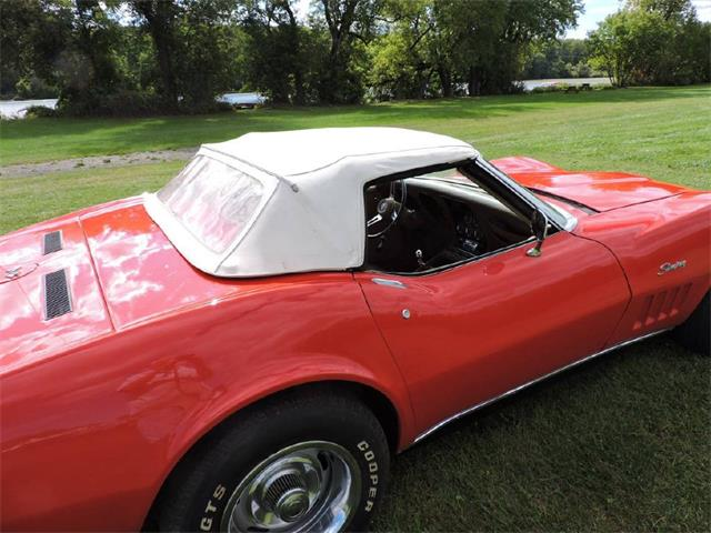 1969 Chevrolet Corvette (CC-1226799) for sale in West Pittston, Pennsylvania