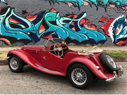 1955 MG TF (CC-1220068) for sale in Los Angeles, California