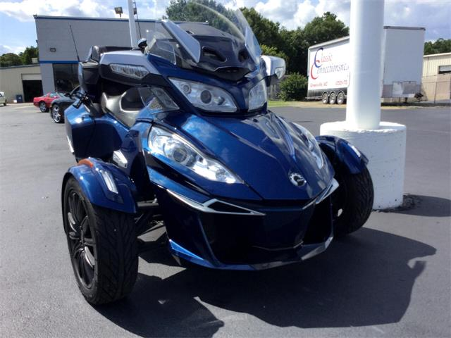 2016 Can-Am Spyder (CC-1226866) for sale in Greenville, North Carolina