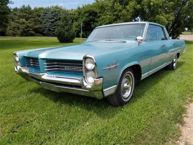 1964 Pontiac Bonneville (CC-1226895) for sale in New Ulm, Minnesota
