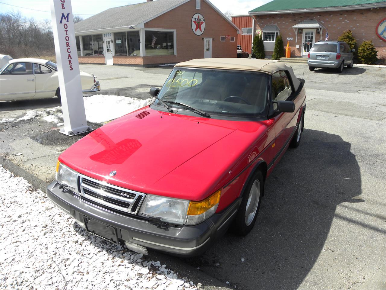 1993 Saab 900S (CC-1226909) for sale in Westbrook, Connecticut