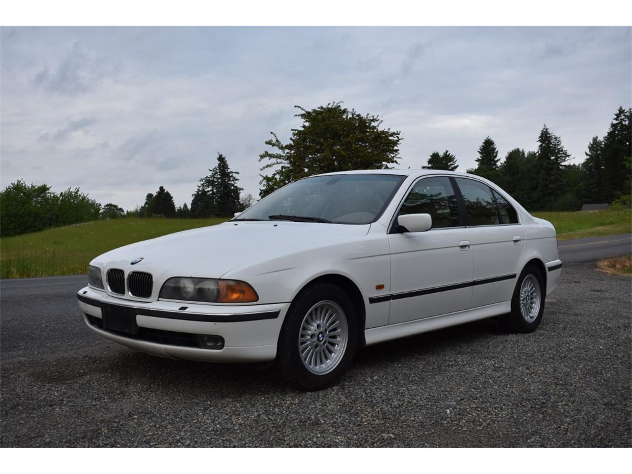 2000 BMW 5 Series (CC-1220691) for sale in Tacoma, Washington