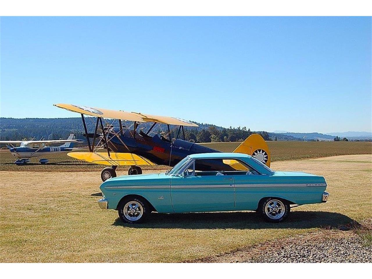1965 Ford Falcon Futura (CC-1226928) for sale in Lyons, Oregon