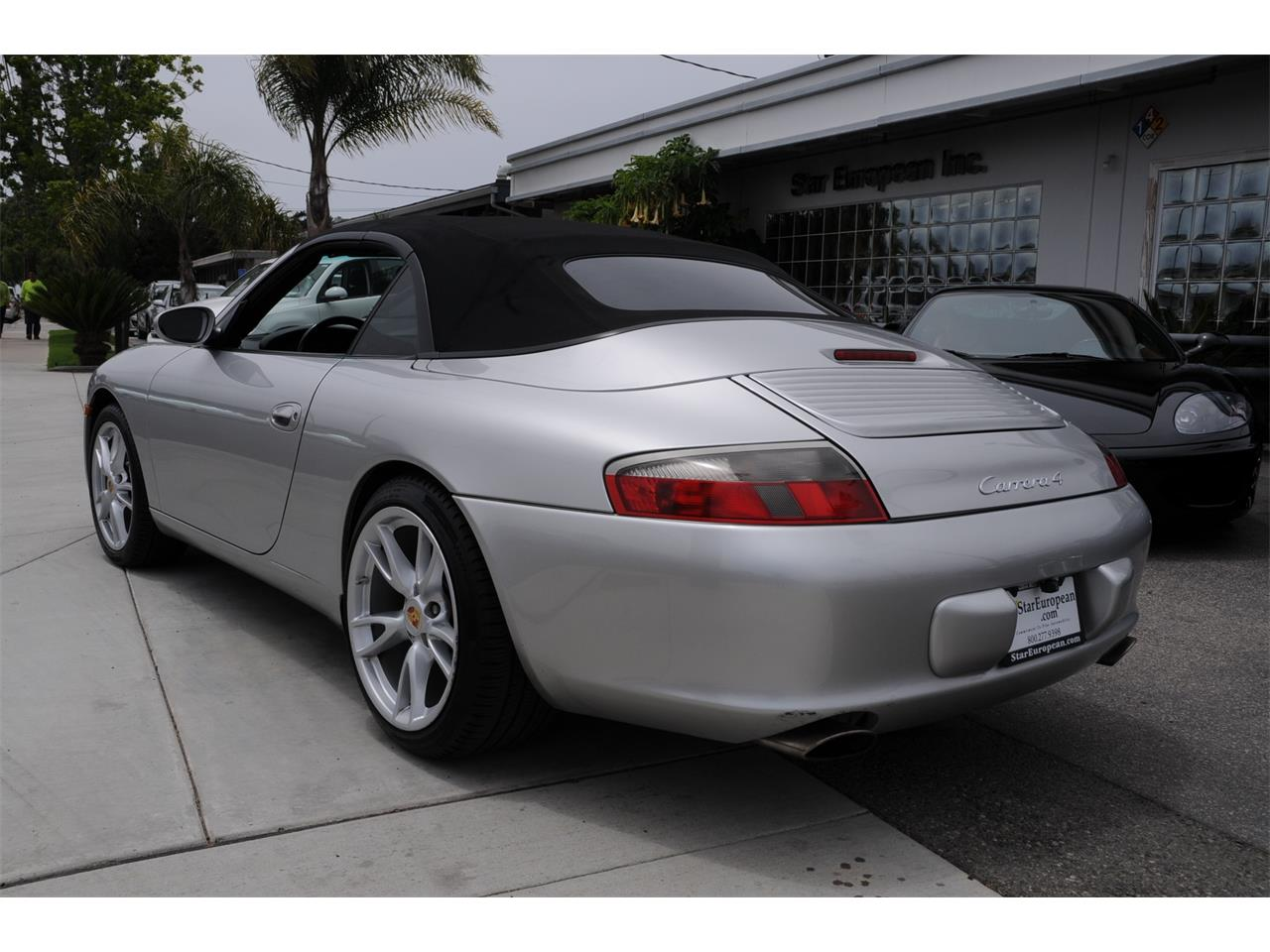 2003 Porsche 911 Carrera 4 Cabriolet For Sale Classiccars
