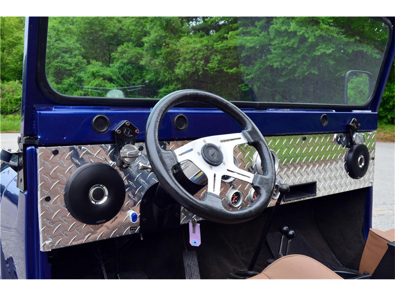 1973 Jeep CJ5 (CC-1227006) for sale in Uncasville, Connecticut