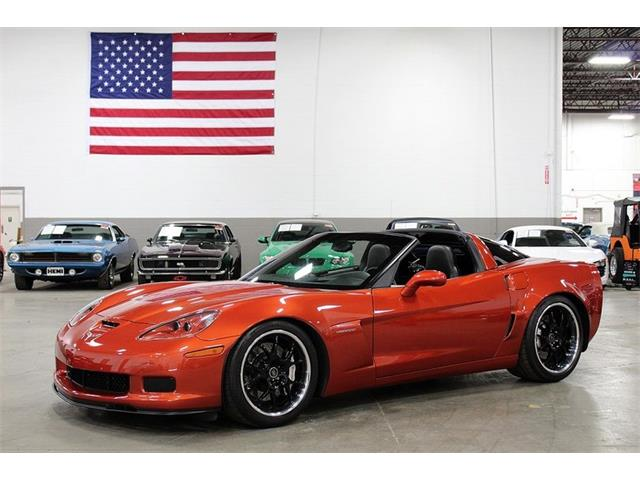 2005 Chevrolet Corvette (CC-1220701) for sale in Kentwood, Michigan