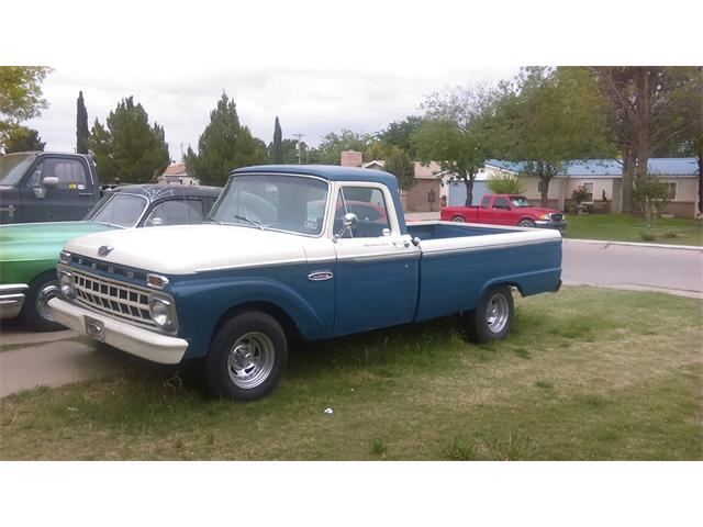 1965 Ford F100 (CC-1227164) for sale in Carlsbad , New Mexico