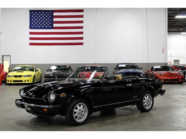 1985 Fiat 124 (CC-1227167) for sale in Kentwood, Michigan