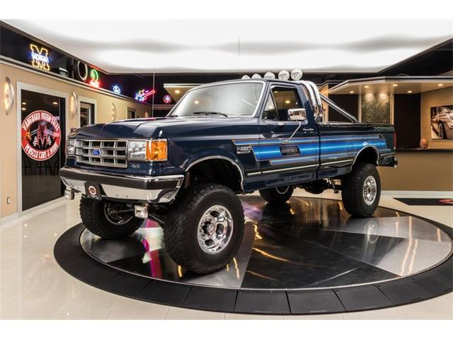 1987 Ford F250 (CC-1227191) for sale in Plymouth, Michigan