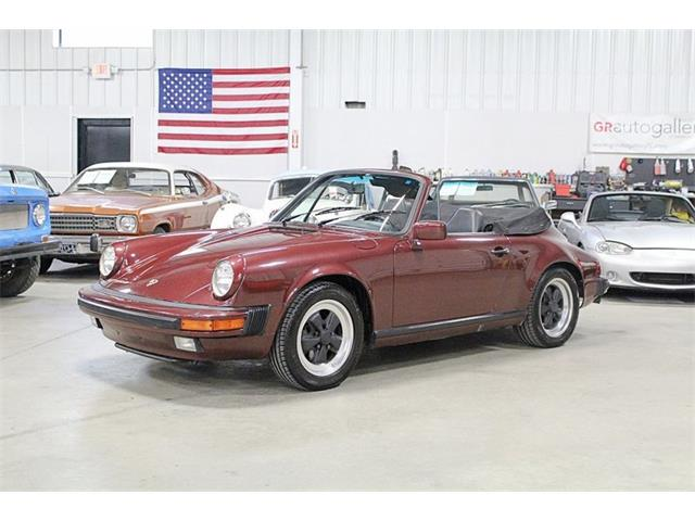 1984 Porsche 911 (CC-1227197) for sale in Kentwood, Michigan