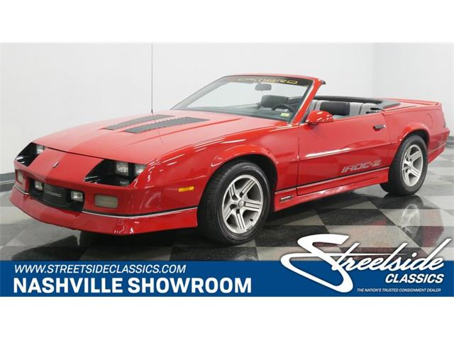1989 Chevrolet Camaro (CC-1227208) for sale in Lavergne, Tennessee
