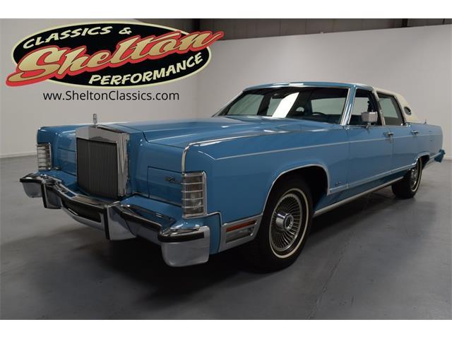 1979 Lincoln Continental (CC-1220735) for sale in Mooresville, North Carolina