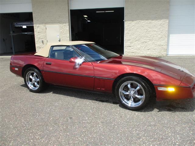 1986 Chevrolet Corvette (CC-1227358) for sale in Ham Lake, Minnesota