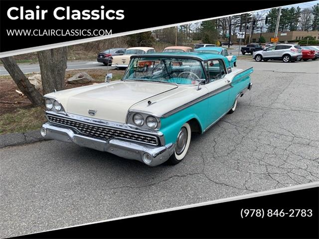1959 Ford Galaxie 500 (CC-1227370) for sale in Westford, Massachusetts