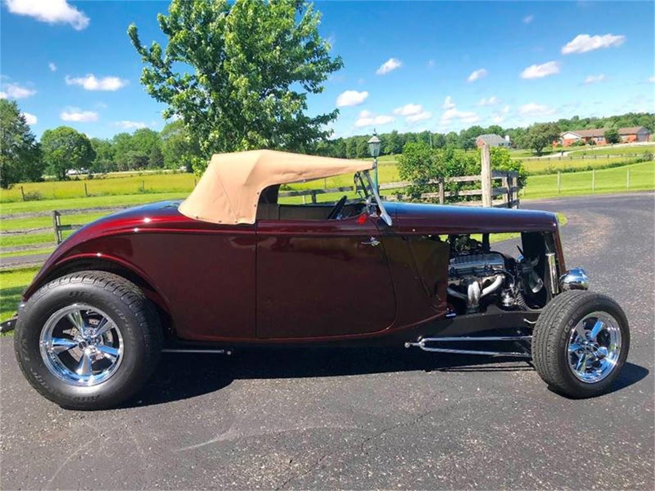 1934 Ford Roadster (CC-1227372) for sale in Knightstown, Indiana