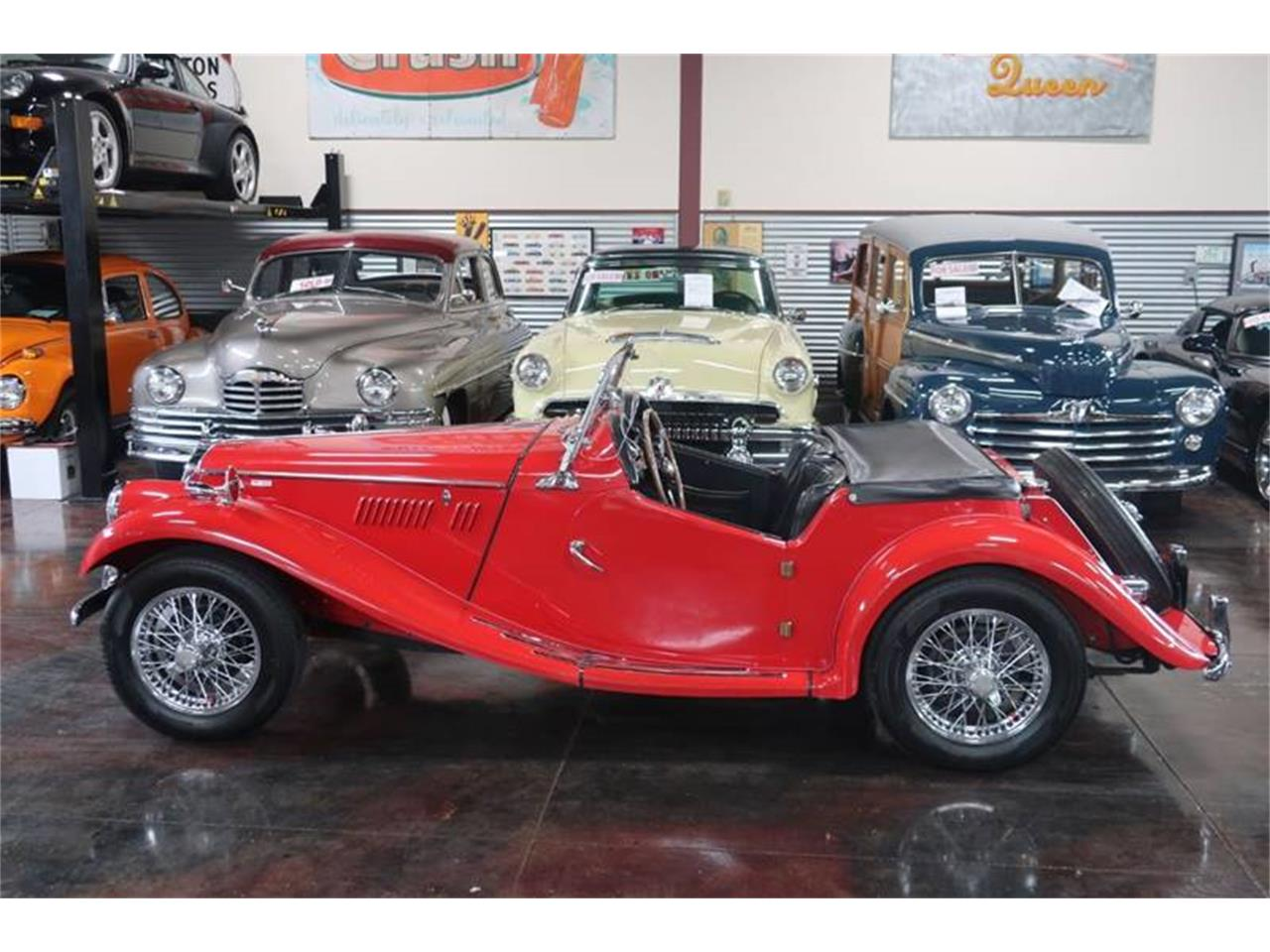 1955 MG TF (CC-1227377) for sale in Hailey, Idaho