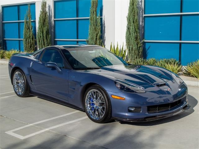 2011 Chevrolet Corvette (CC-1227393) for sale in Anaheim, California