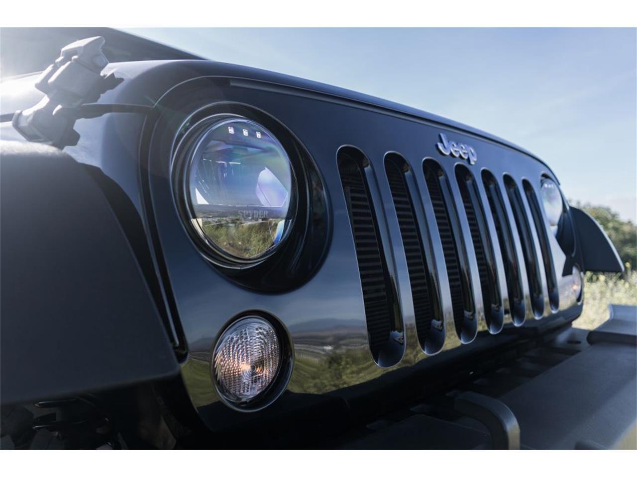 2016 Jeep Wrangler (CC-1227398) for sale in Temecula, California