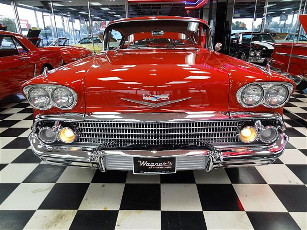 1958 Chevrolet Impala (CC-1227407) for sale in Bonner Springs, Kansas