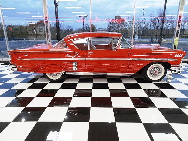 1958 Chevrolet Impala (CC-1227407) for sale in Bonner Springs, Kansas