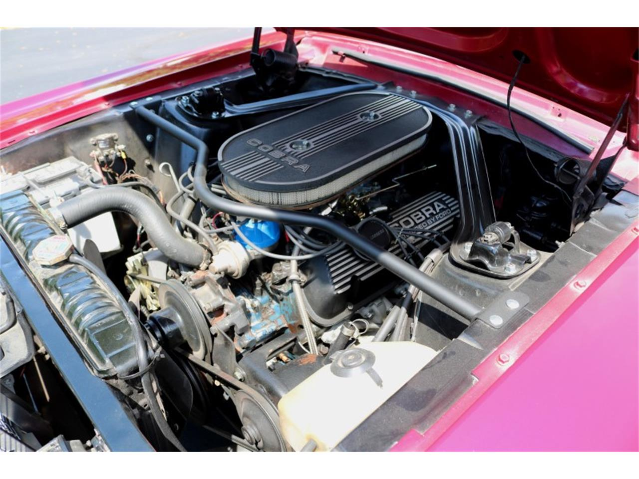 1968 Ford Mustang (CC-1227427) for sale in Romeo, Michigan