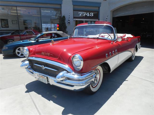 1955 Buick Roadmaster (CC-1227455) for sale in Gilroy, California
