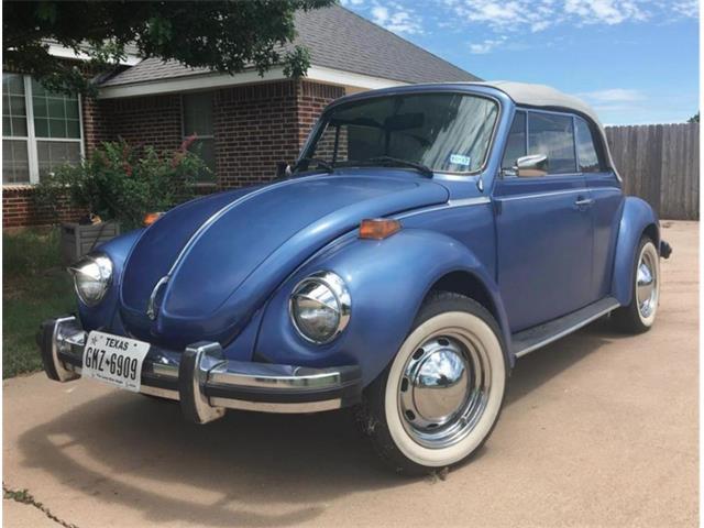 1978 Volkswagen Beetle (CC-1227478) for sale in Abilene, Texas