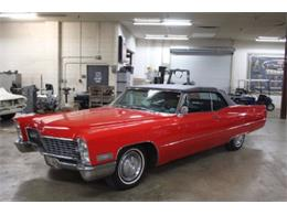 1967 Cadillac DeVille (CC-1220751) for sale in Mundelein, Illinois