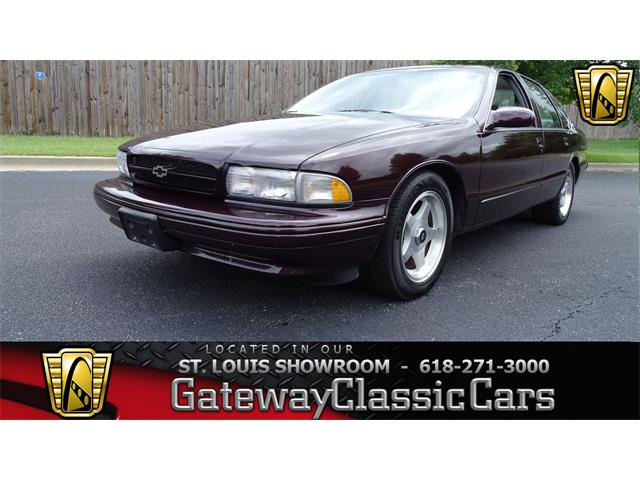 1996 Chevrolet Impala (CC-1227512) for sale in O'Fallon, Illinois