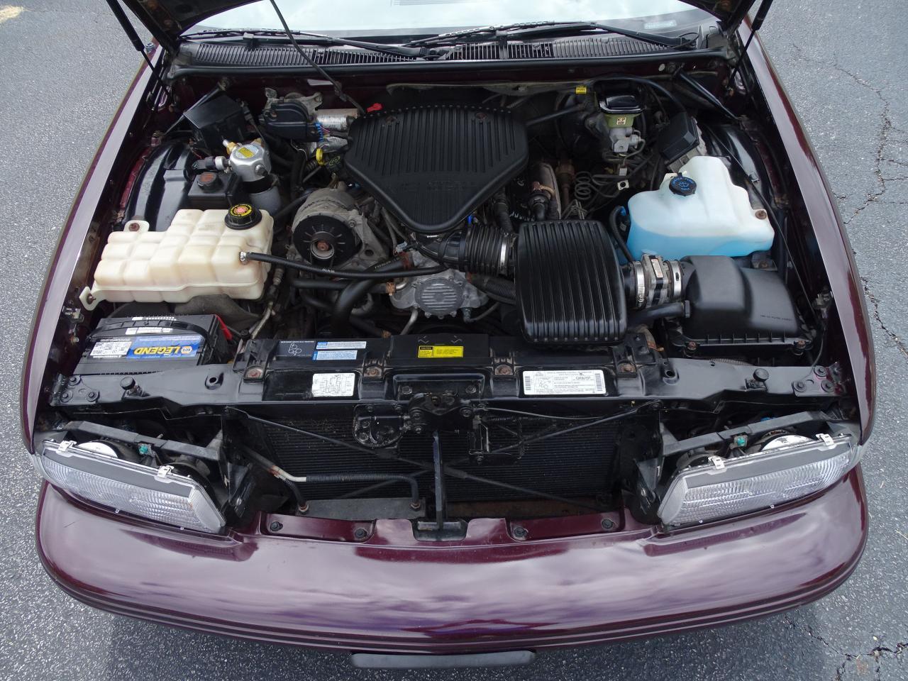 1996 Chevrolet Impala (CC-1227512) for sale in O'Fallon, Illinois