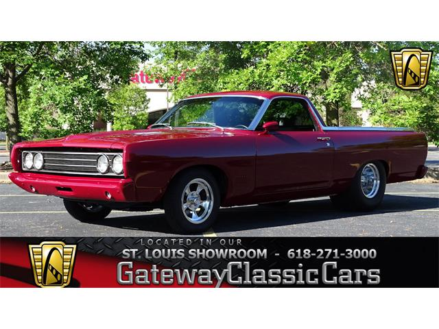 1969 Ford Ranchero (CC-1227527) for sale in O'Fallon, Illinois
