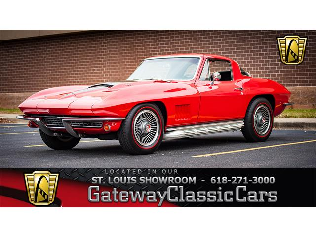 1967 Chevrolet Corvette (CC-1227561) for sale in O'Fallon, Illinois