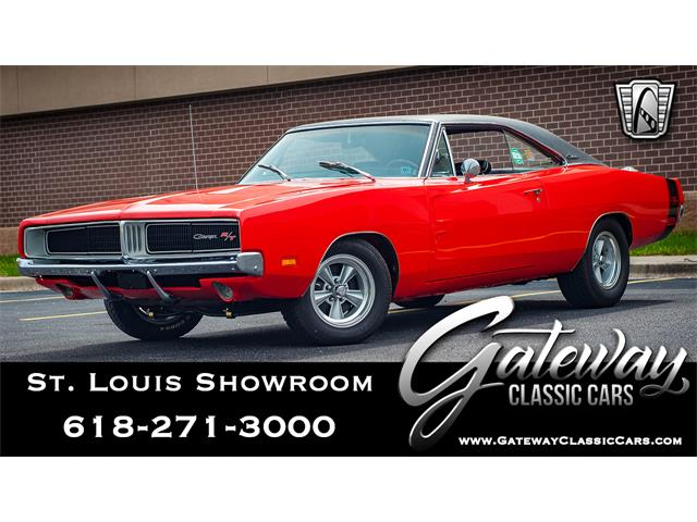 1969 Dodge Charger (CC-1227617) for sale in O'Fallon, Illinois