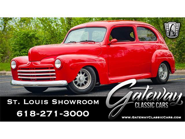 1947 Ford Sedan