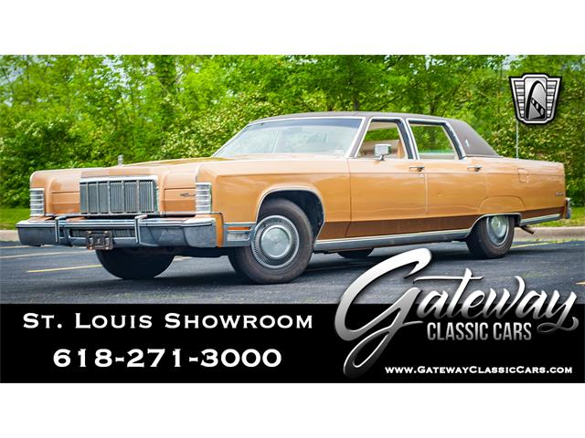 1976 Lincoln Continental (CC-1227641) for sale in O'Fallon, Illinois