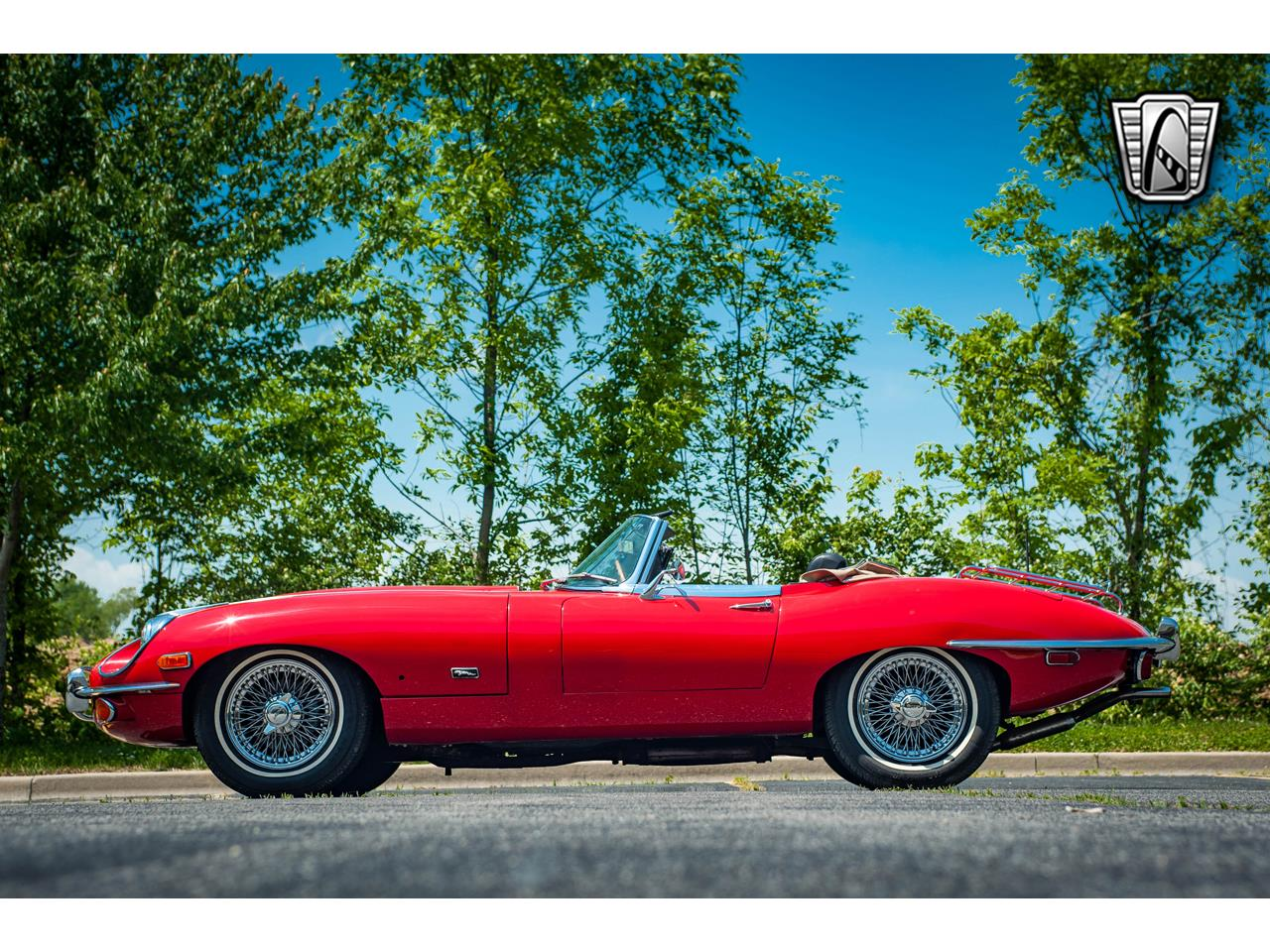 1971 Jaguar E-Type (CC-1227653) for sale in O'Fallon, Illinois