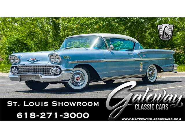 1958 Chevrolet Impala (CC-1227662) for sale in O'Fallon, Illinois