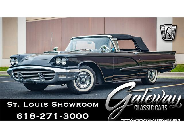 1960 Ford Thunderbird (CC-1227668) for sale in O'Fallon, Illinois