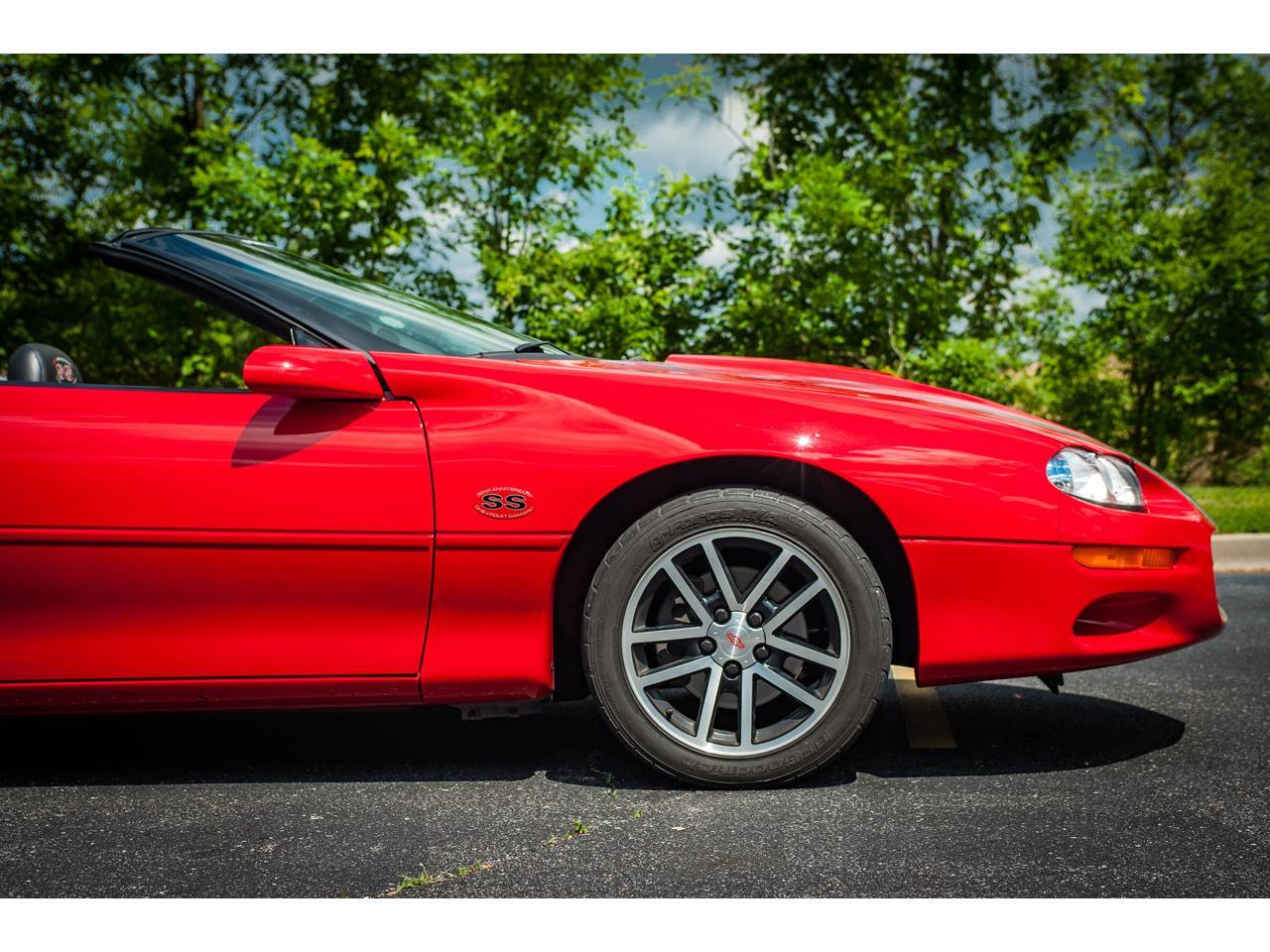 2002 Chevrolet Camaro (CC-1227671) for sale in O'Fallon, Illinois