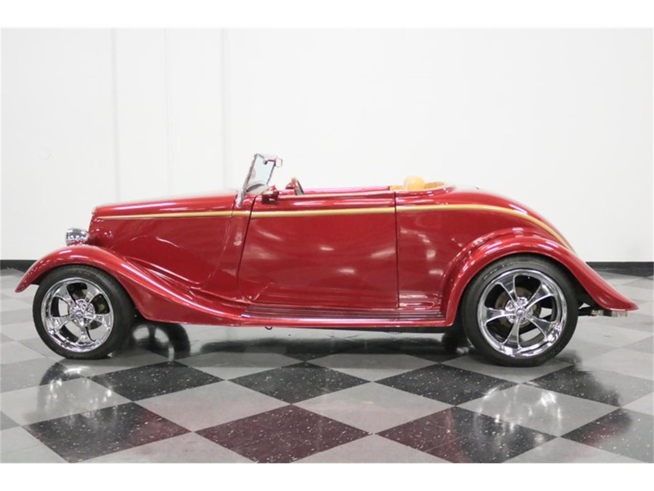 1934 Ford Cabriolet (CC-1227689) for sale in Ft Worth, Texas