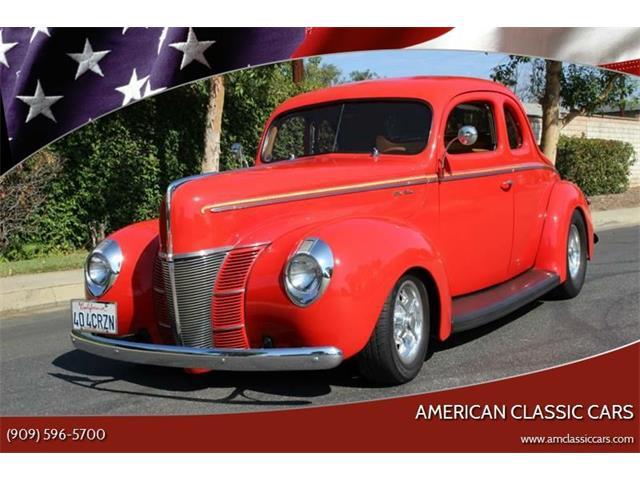 1940 Ford Coupe (CC-1227786) for sale in La Verne, California