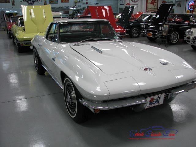 1966 Chevrolet Corvette (CC-1227796) for sale in Hiram, Georgia