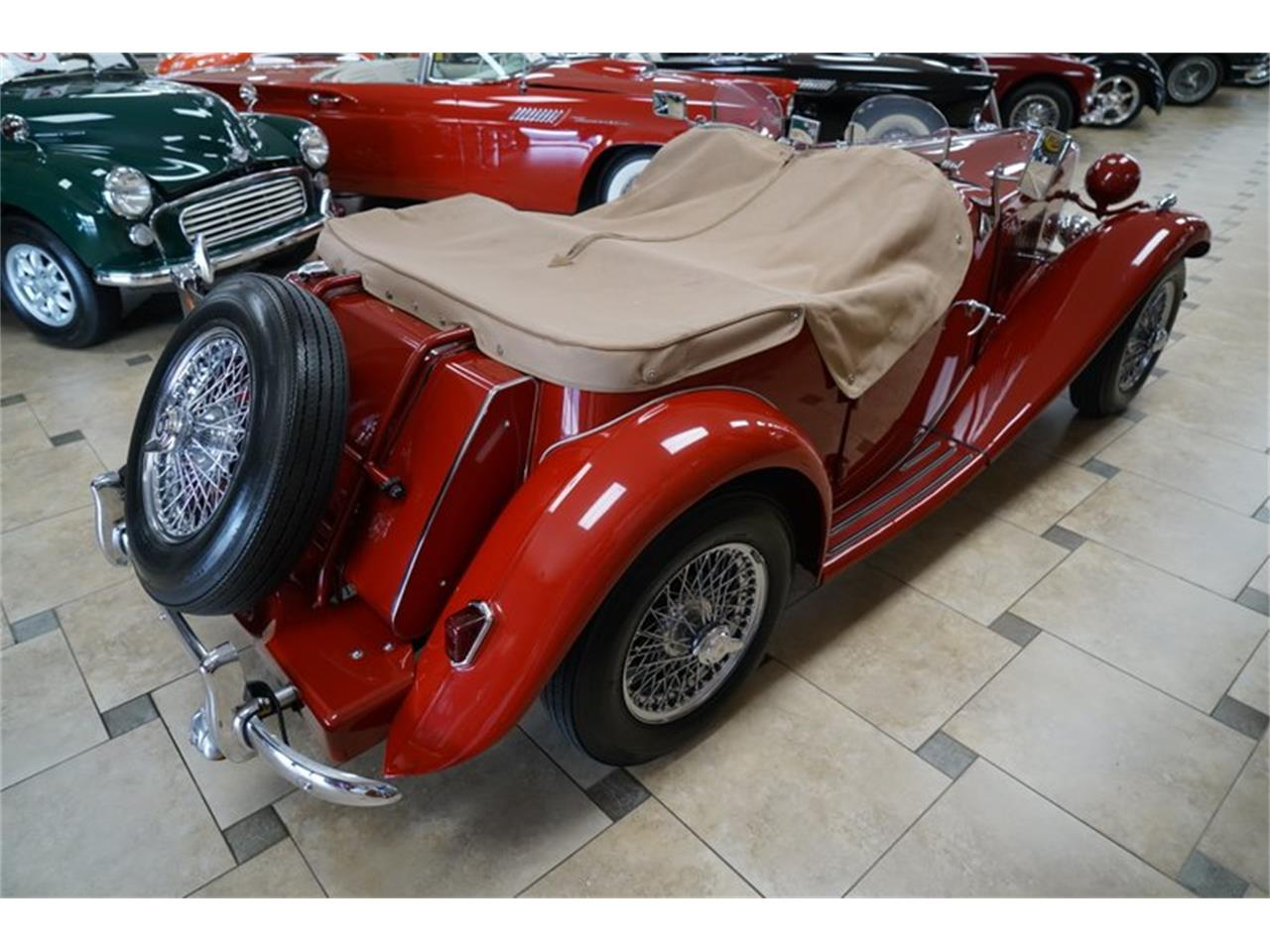 1952 MG TD (CC-1227851) for sale in Venice, Florida
