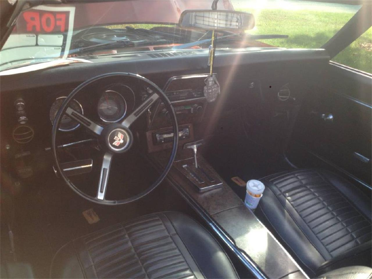 1968 Pontiac Firebird (CC-1220788) for sale in West Pittston, Pennsylvania