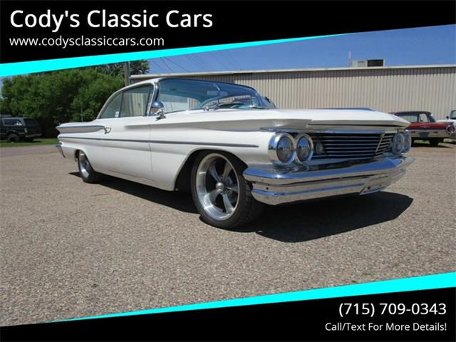 1960 Pontiac Catalina (CC-1227882) for sale in Stanley, Wisconsin