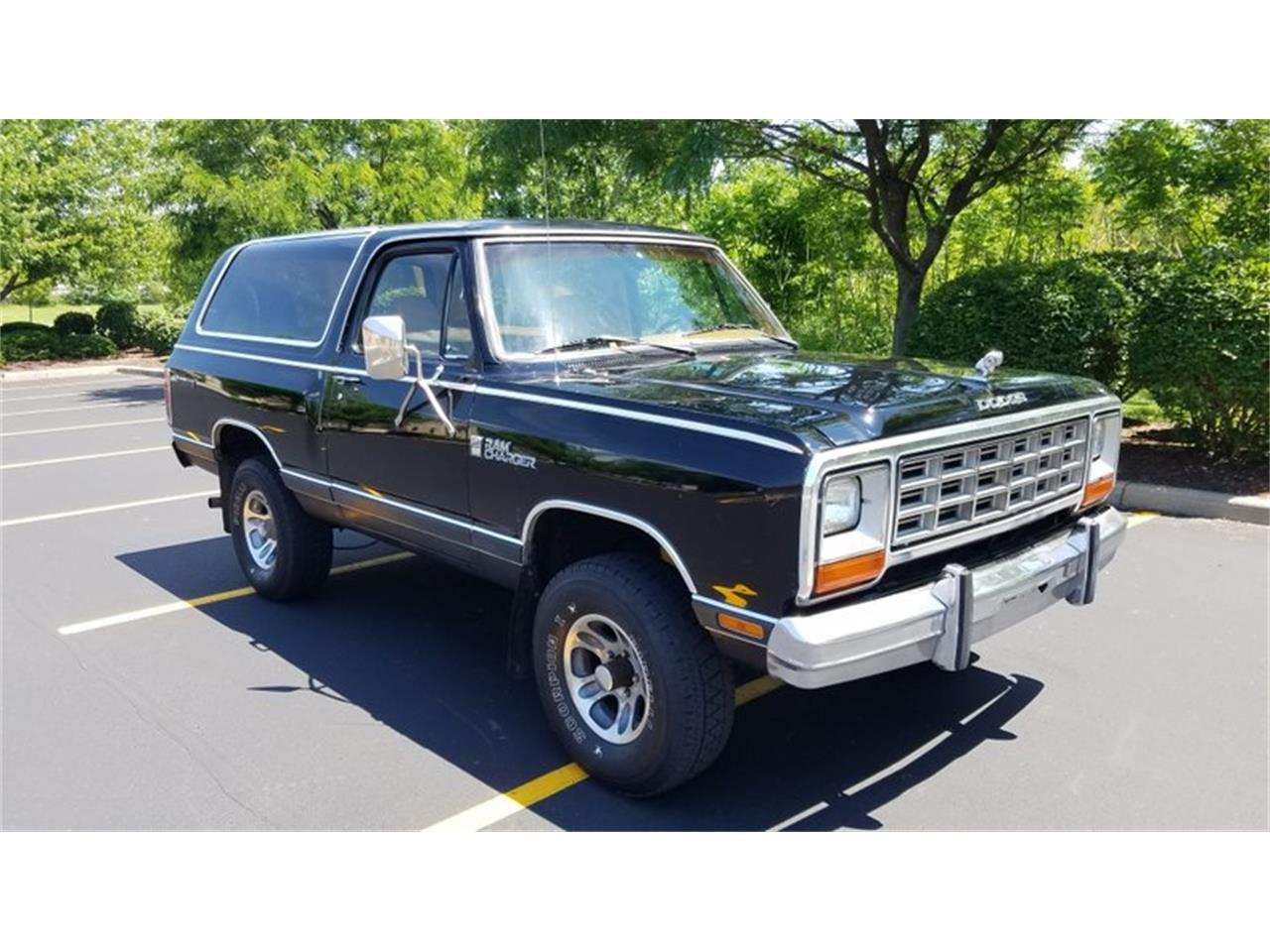1985 Dodge Ramcharger (CC-1227911) for sale in Elkhart, Indiana